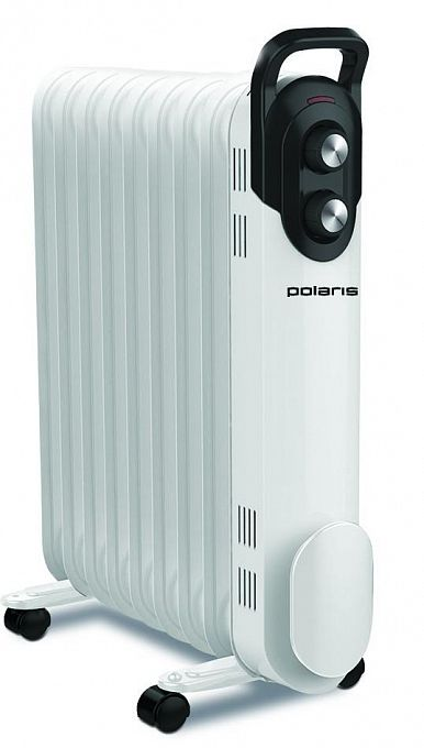 Масляный радиатор Polaris PRE V 0715 white